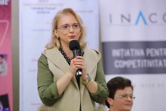 Daniela Palade Teodorescu, Trainer INACO
