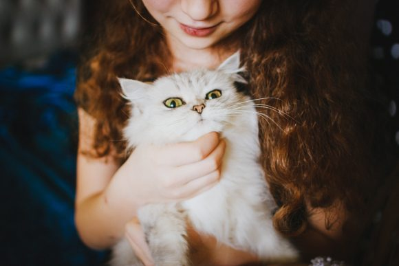 10 beneficii ale creșterii unui copil alături de animale de companie 1